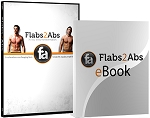 Flabs 2 Abs DVD + Instant eBook